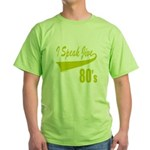 I SPEAK JIVE Green T-Shirt