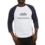Little Property Auctioneer Baseball Jersey