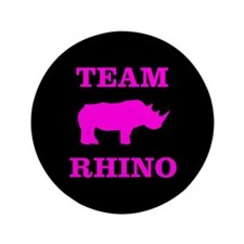 "Team Rhino Shirt 3.5"" Button"