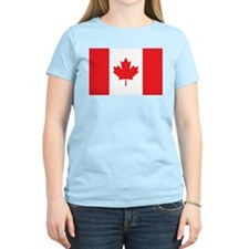 CANADA Womens Light T-Shirt