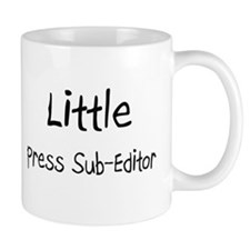 Little Press Sub-Editor Mug