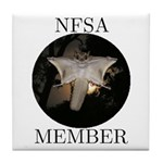NFSA Tile Coaster
