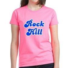 Retro Rock Hill (Blue) Tee
