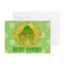 Nature Powered Greeting Cards (Pk of 20)