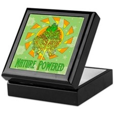 Nature Powered Keepsake Box