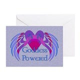Goddess Powered Greeting Cards (Pk of 20)