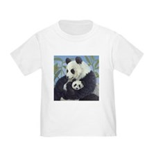 Cuddly Pandas T