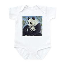 Cuddly Pandas Onesie