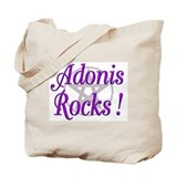 Adonis Rocks ! Tote Bag