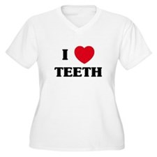 I Love Teeth T-Shirt