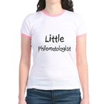 Little Philematologist Jr. Ringer T-Shirt