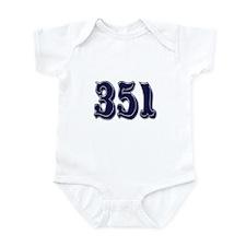 351 Infant Bodysuit