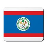 BELIZE Mousepad