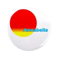 "Annabella 3.5"" Button (100 pack)"
