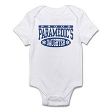 Proud Paramedic's Daughter Infant Bodysuit