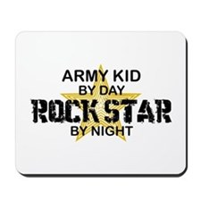 ARMY Kid Rock Star Mousepad