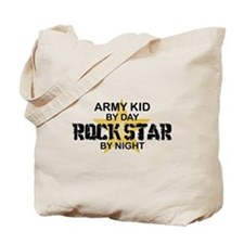 ARMY Kid Rock Star Tote Bag