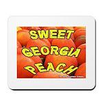 Sweet Georgia Peach Mousepad