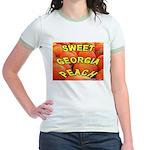 Sweet Georgia Peach Jr. Ringer T-Shirt