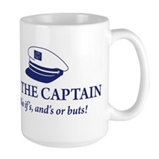 I'm the Captain 2 Mug
