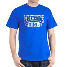 Proud Paramedic's Girl T-Shirt