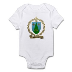 BOULANGER Family Crest Infant Creeper