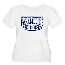 Proud Paramedic's Niece T-Shirt
