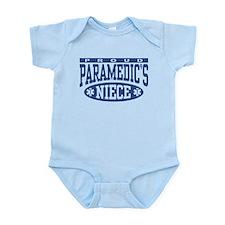 Proud Paramedic's Niece Infant Bodysuit