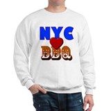 NYC loves BBQ Sweatshirt