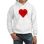 Fussy Couture Hooded Sweatshirt