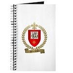 BOURBEAU Family Crest Journal