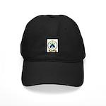 BOURGEOIS Family Crest Black Cap