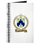 BOURGEOIS Family Crest Journal