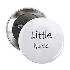 "Little Nurse 2.25"" Button"