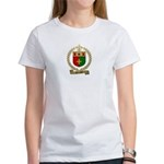 BOURQUE Family Crest Women's T-Shirt
