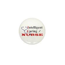 ICU Nurse Mini Button (10 pack)