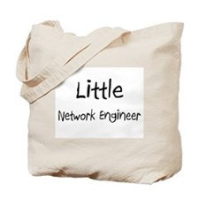 Little Network Engineer Tote Bag