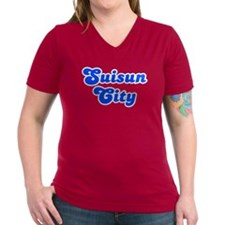 Retro Suisun City (Blue) Shirt