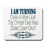 New Leaf Mousepad