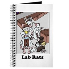 Lab Rats Journal