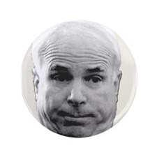 "John McCain 3.5"" Button"