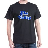 Retro The Valley (Blue) T-Shirt