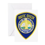 San Diego Port PD Greeting Cards (Pk of 20)