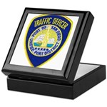 San Diego Port PD Keepsake Box