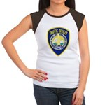 San Diego Port PD Women's Cap Sleeve T-Shirt