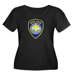 San Diego Port PD Women's Plus Size Scoop Neck Dar