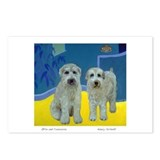 OLLIE AND CONCESSA Postcards (Package of 8)