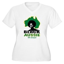 Black Aussie T-Shirt