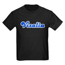 Retro Visalia (Blue) T