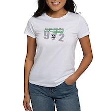 Women's 972 Green T-Shirt